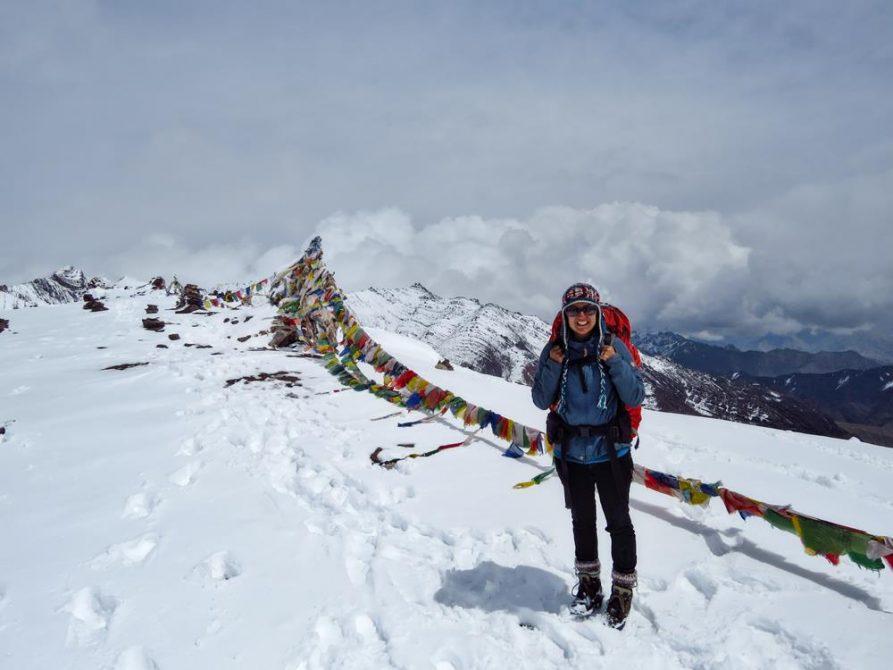 Kongmaru La, Markha Tal, Ladakh