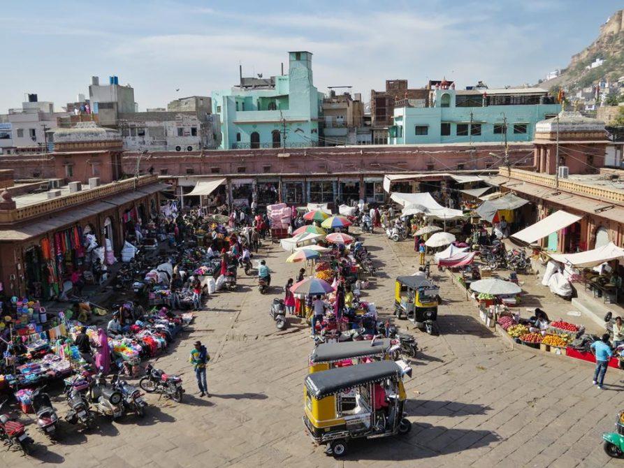 Sardar Markt, Jodhpur, Rajasthan