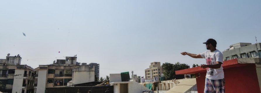 Uttarayan, das Drachenfestival in Ahmedabad