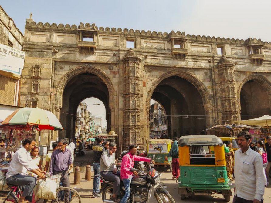 Ahmedabad, Indien
