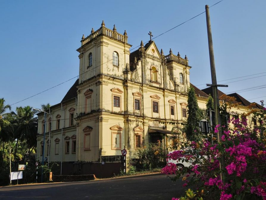 Kirche und Kloster St. John in Velha Goa