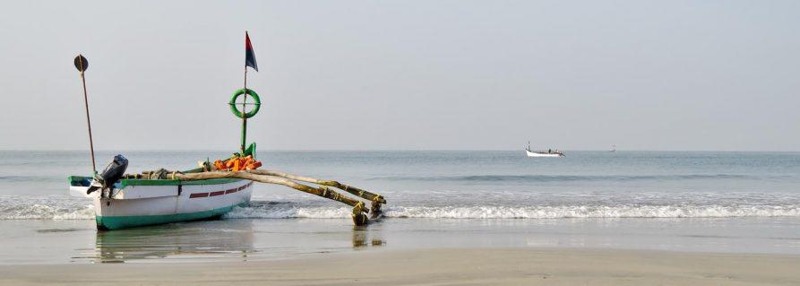 Goa und die Freiheit unter Palmen