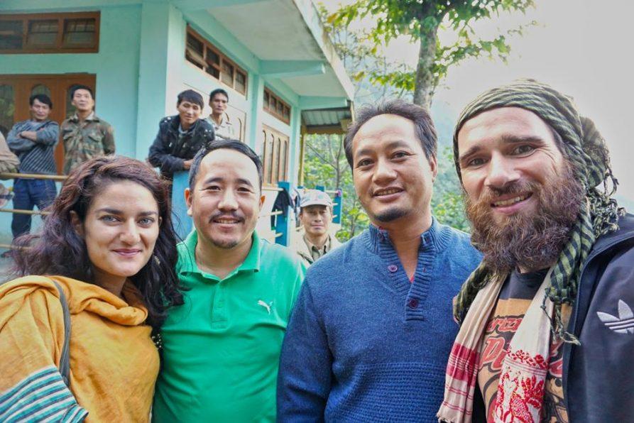 Per Anhalter durch Arunachal Pradesh
