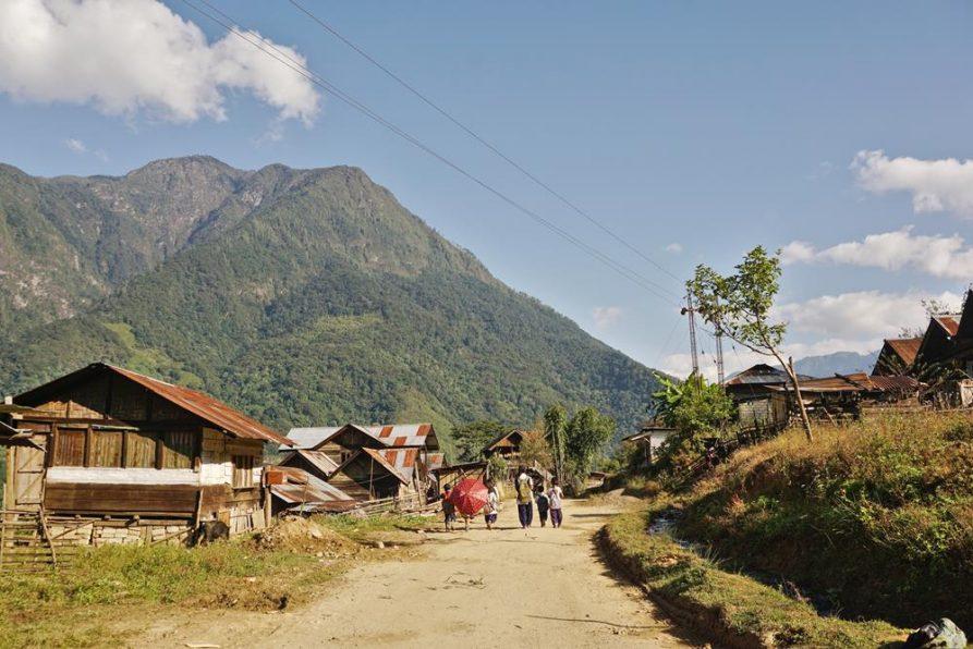 Tato in Arunachal Pradesh