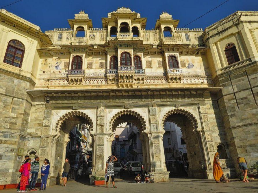 Gangaur Ghat, Udaipur, Rajasthan