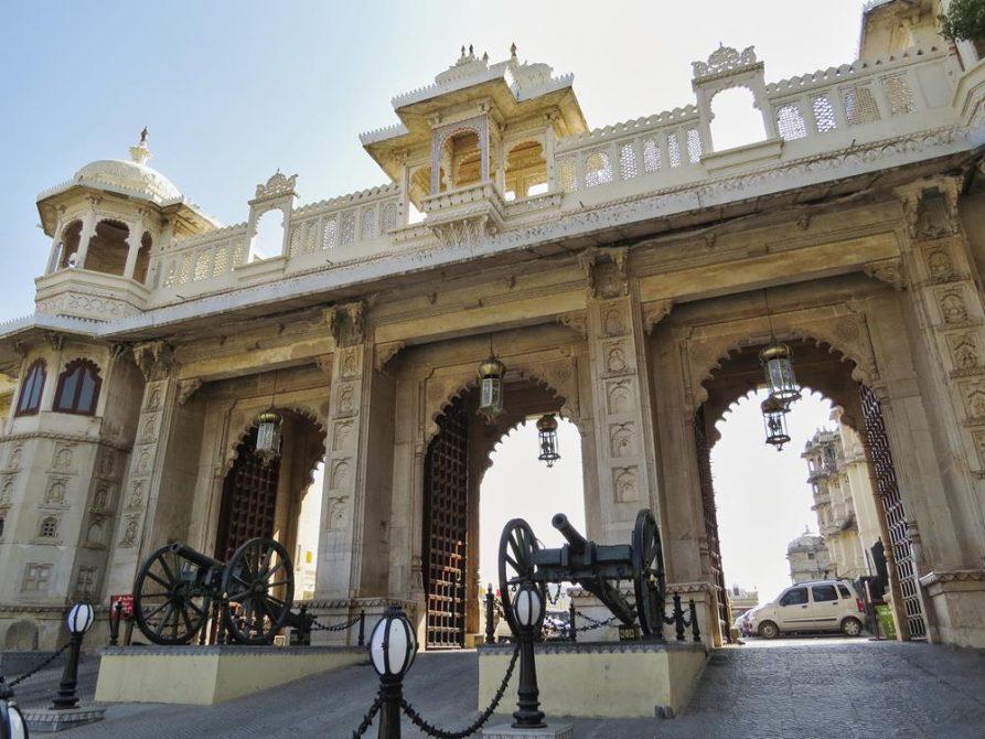 Stadtpalast, Udaipur, Rajasthan