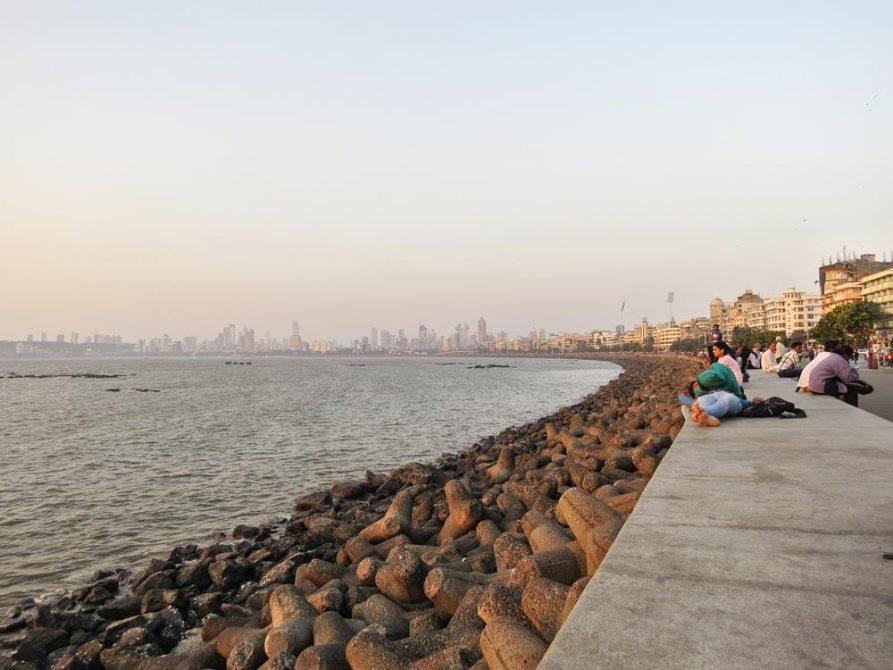 Marine Drive, Mumbai, Indien