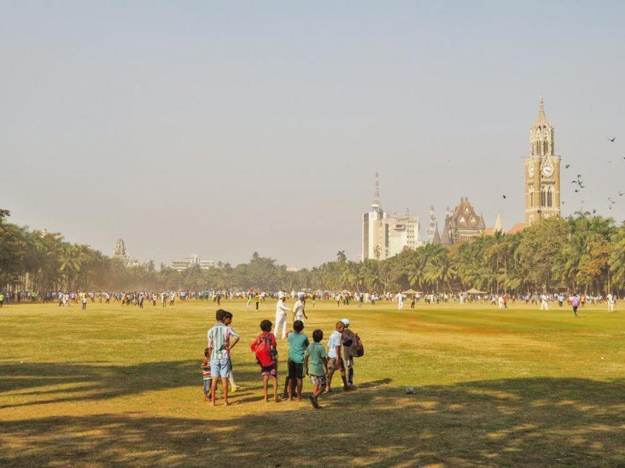 Azad Maidan, Mumbai, Indien