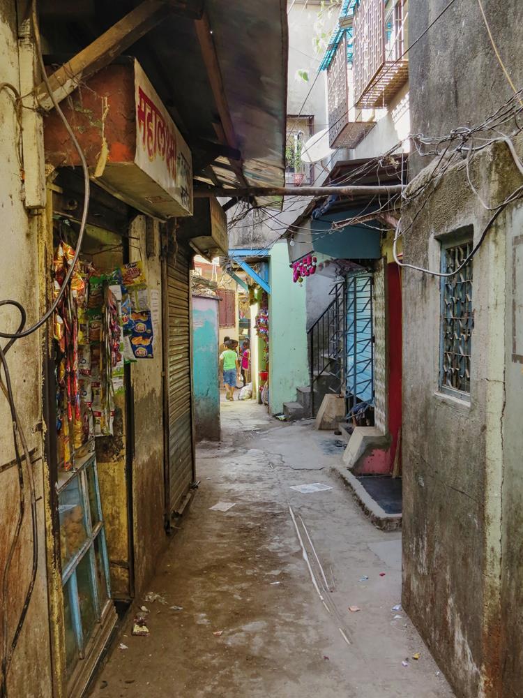 Dharavi, Mumbai, Indien
