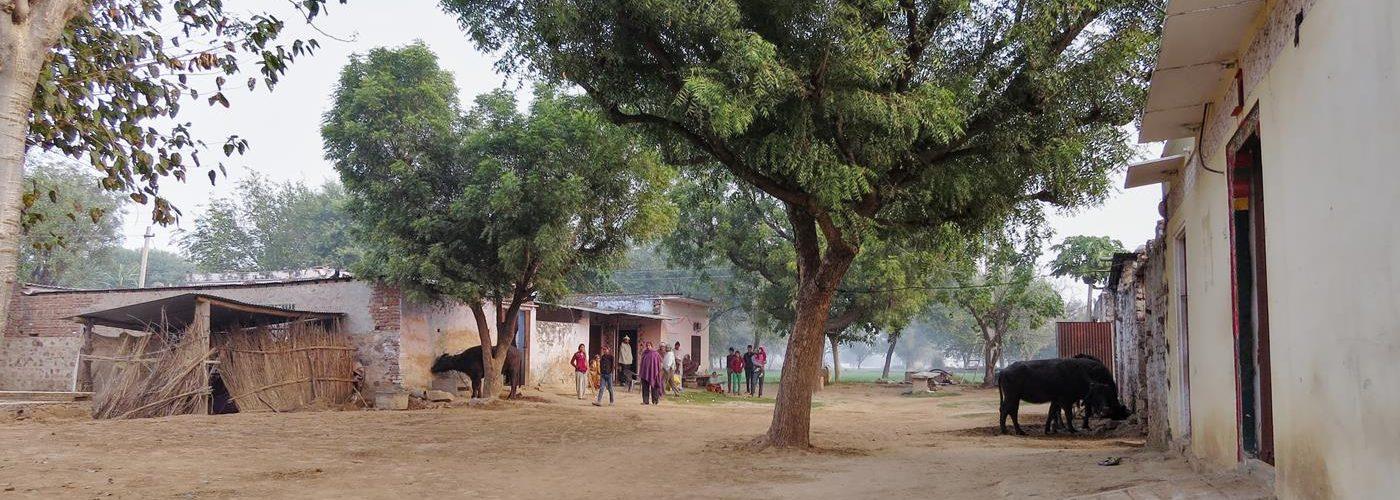 Per Anhalter durch Rajasthan, Indien, Titel