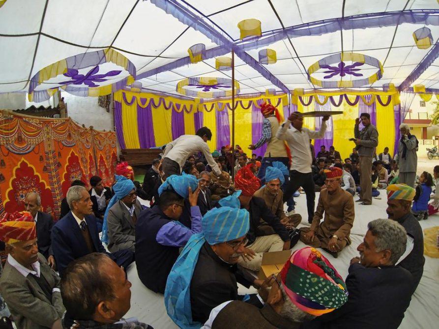 indische Hochzeit, Jaipur, Rajasthan, Indien