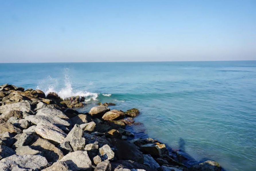 Arabisches Meer, kerala, Indien