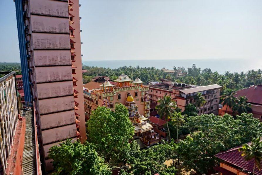 amritapuri, aschram, kerala, Indien