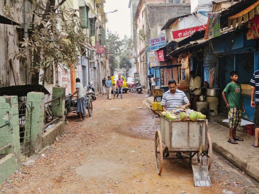 Sudder Street, Kolkata, Indien