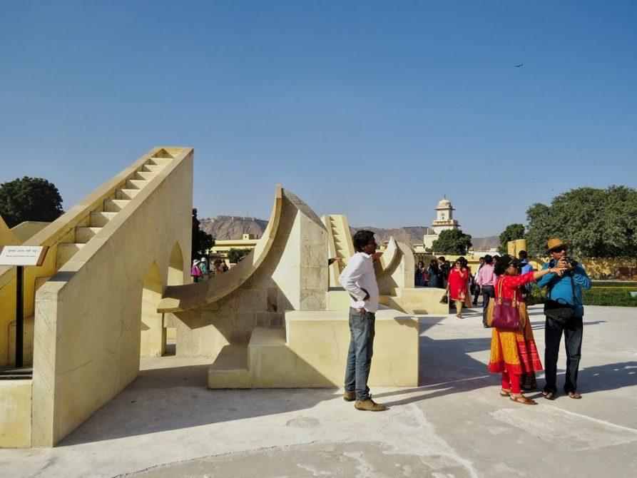 Jantar Mantar, Jaipur, Rajasthan, Indien