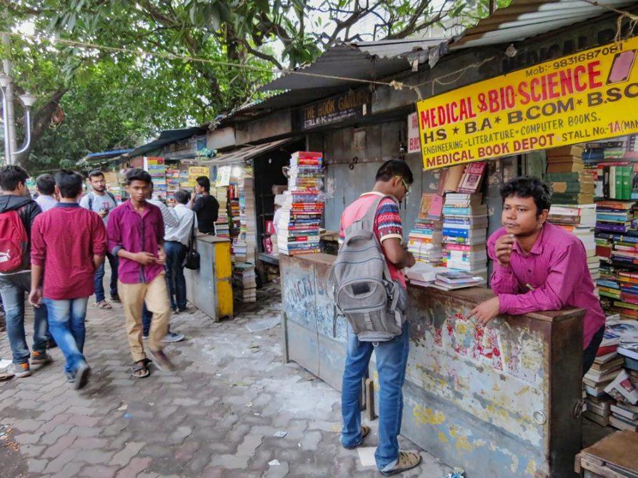 College Street, Kolkata, Indien