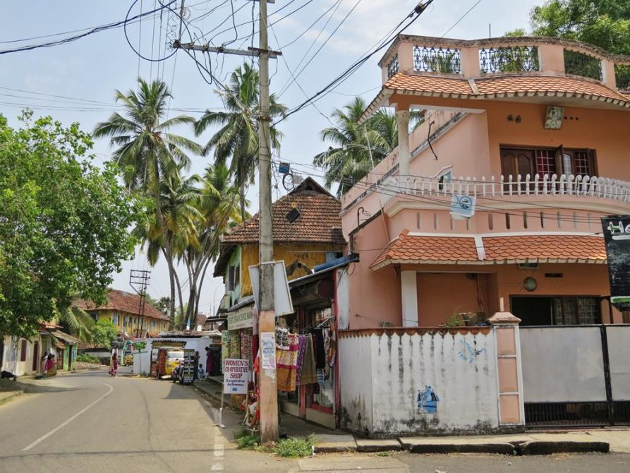 Mattancherry, Kochi, Kerala, Indien