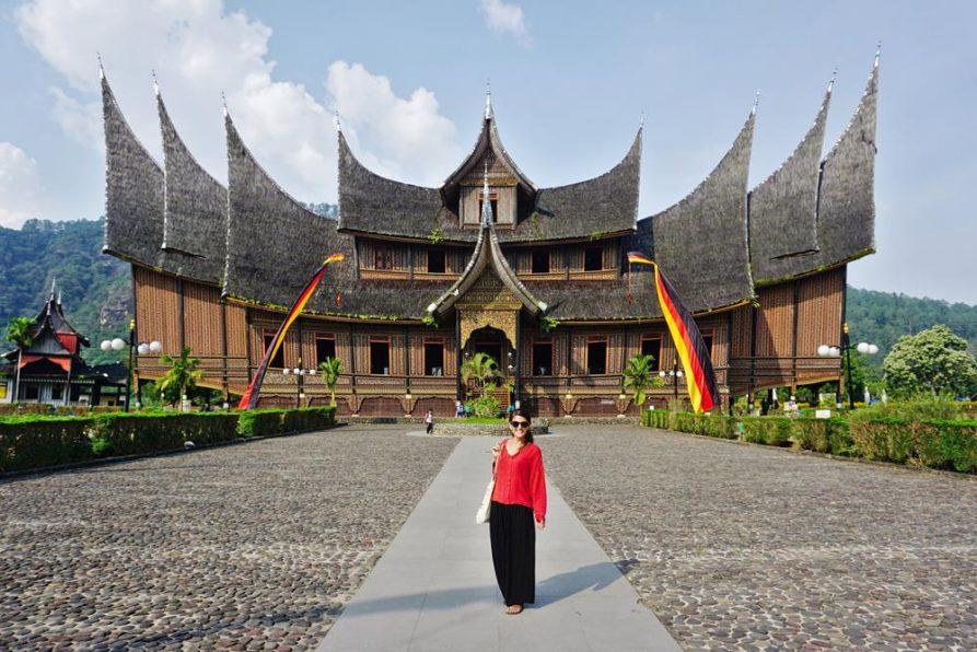 Istana Pagaruyung, Minangkabau,Sumatra