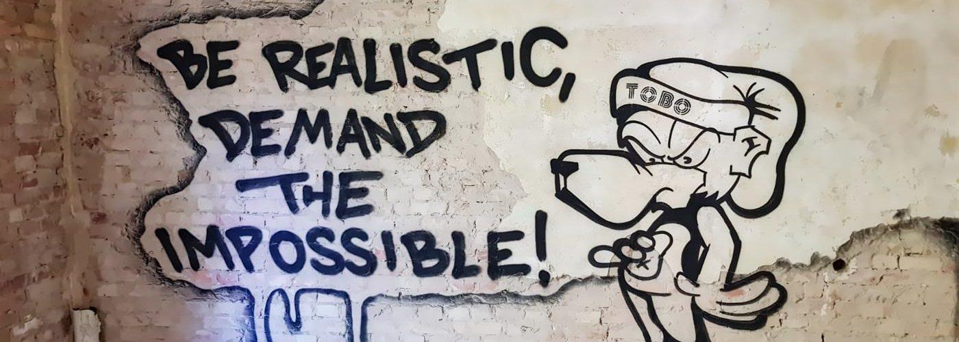 Berlin, Street Art, Titel