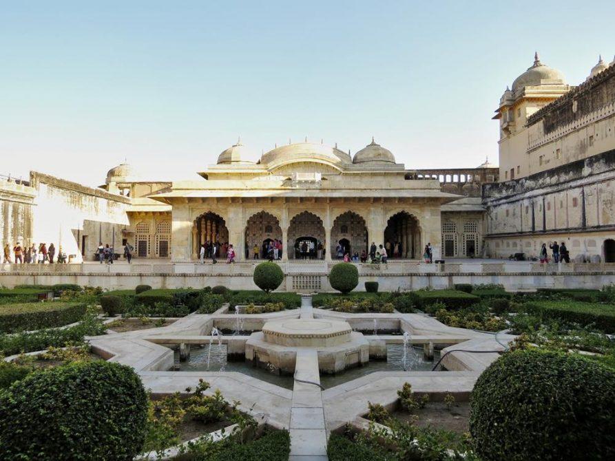 Amber Fort, Diwan i Khas, Jaipur, Rajasthan