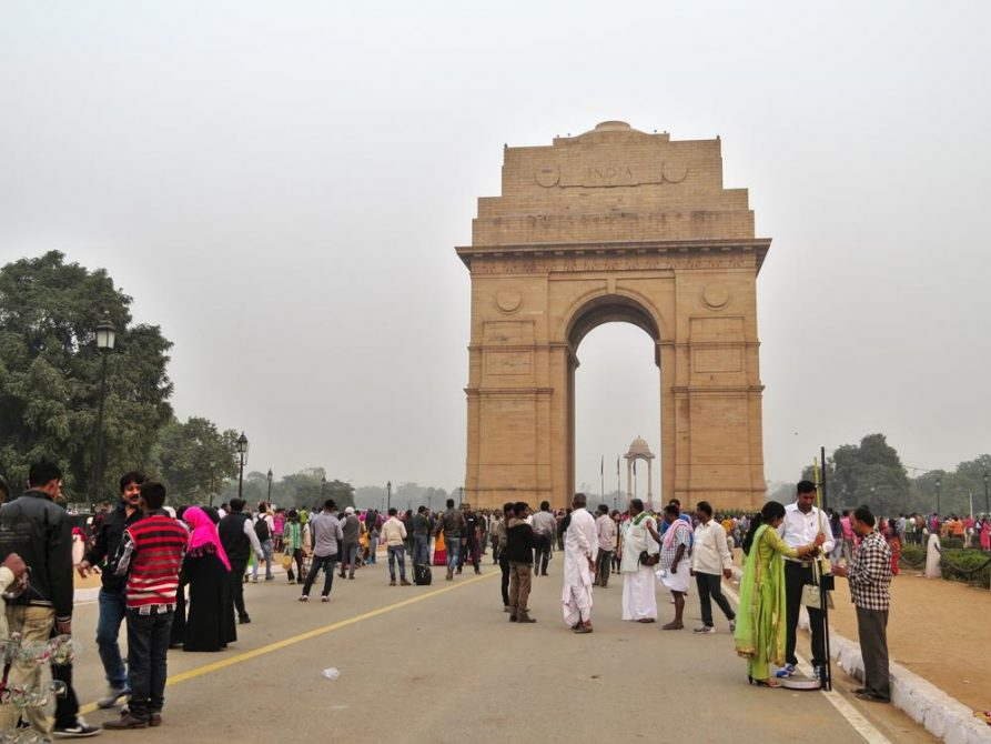 India Gate, Delhi, Indien