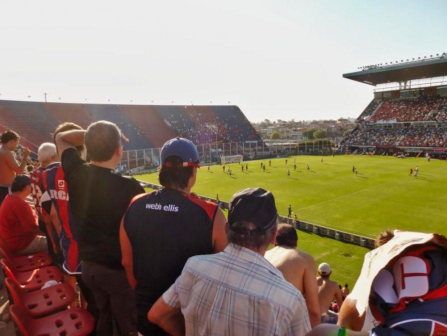 Stadion, San Lorenzo, Fußball, Argentinien