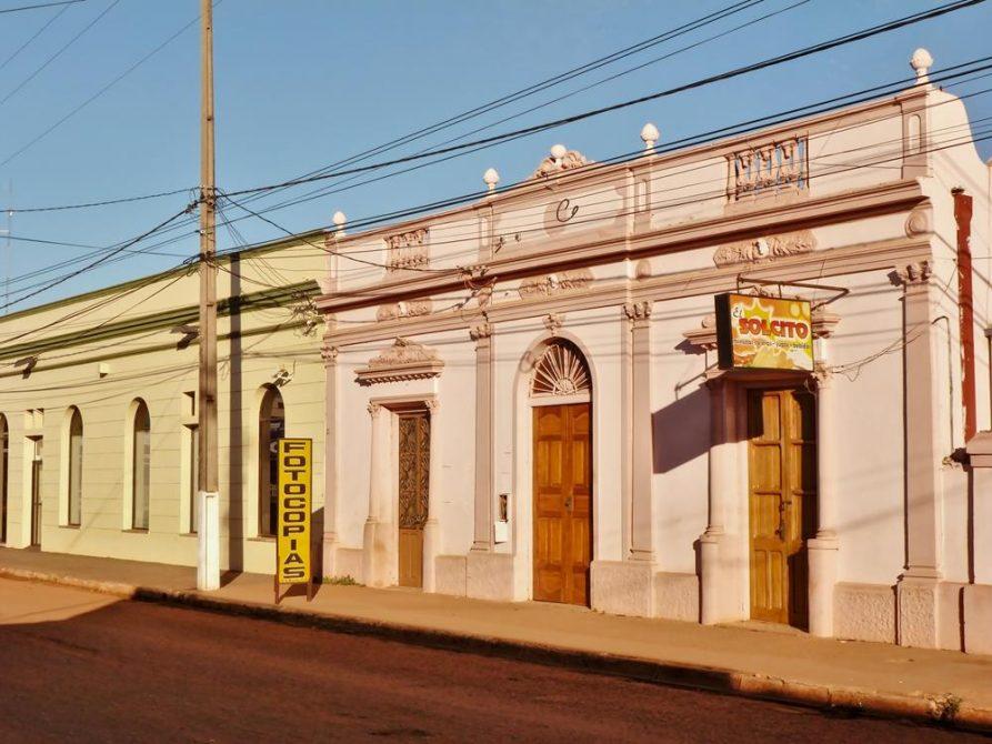 kolonioale Architektur, Concepcion