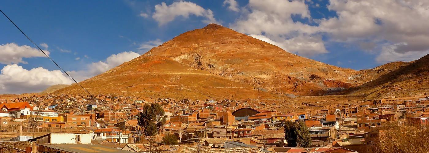 Potosi, Bolivien, Titel
