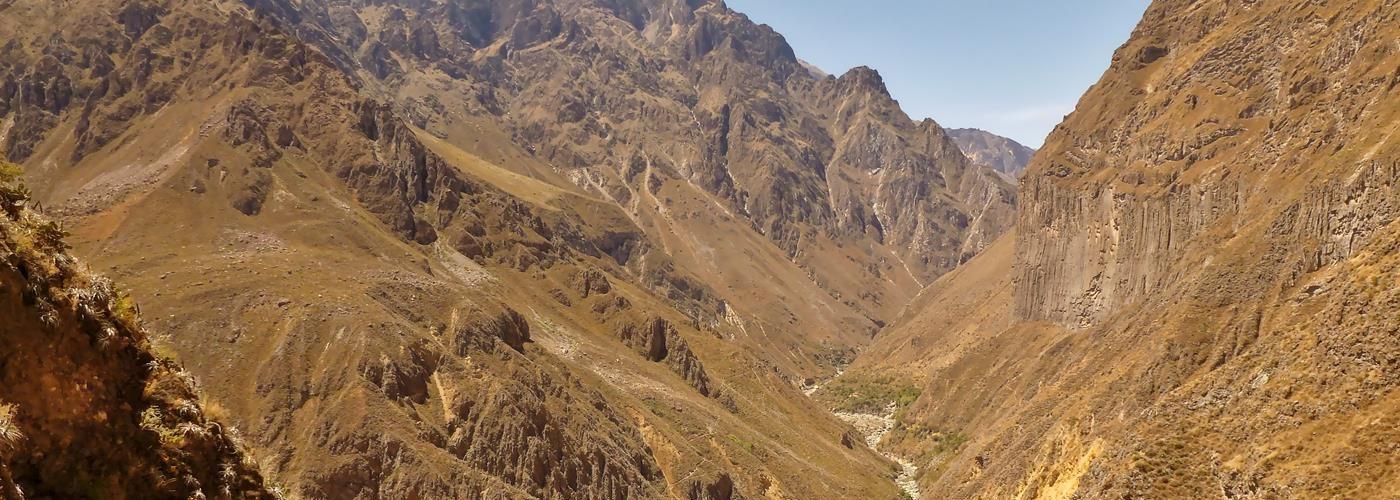 Colca Canyon, Titel