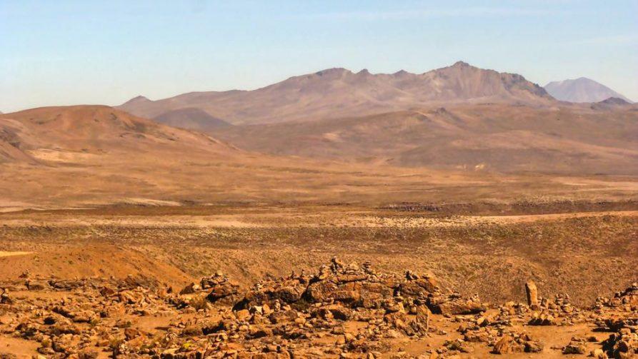 Mirador de los Andes, Peru