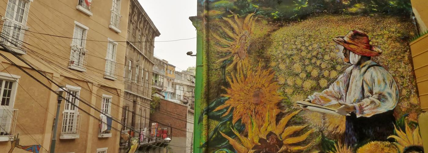 Valparaiso, Chile, Titel