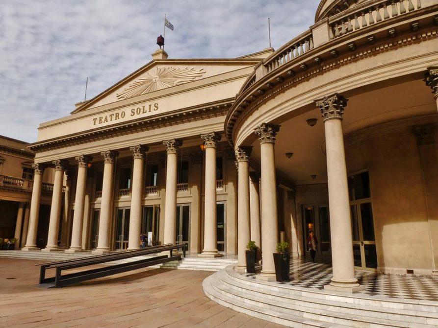 Teatra Solís, Montevideo