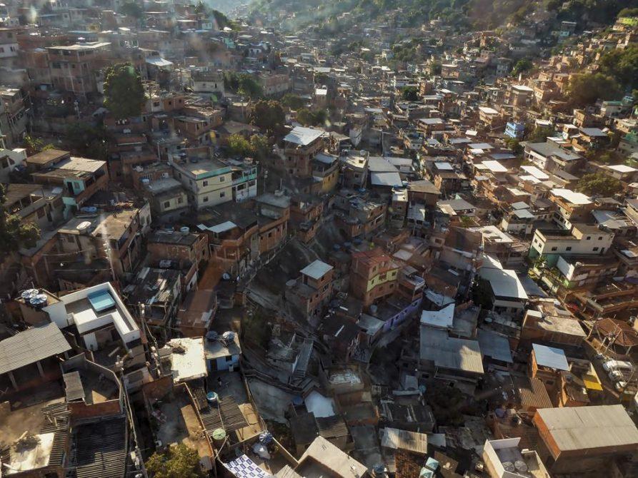 Complexo do Alemão, Favelas, Rio de Janeiro