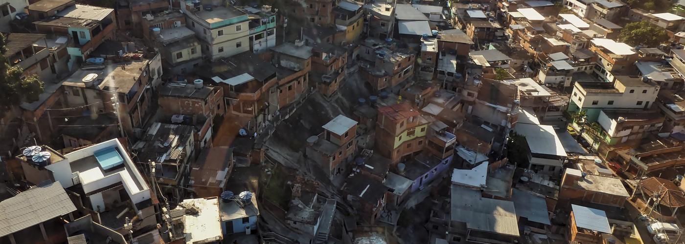 Favela, Rio de Janeiro, Brasilien, Titel
