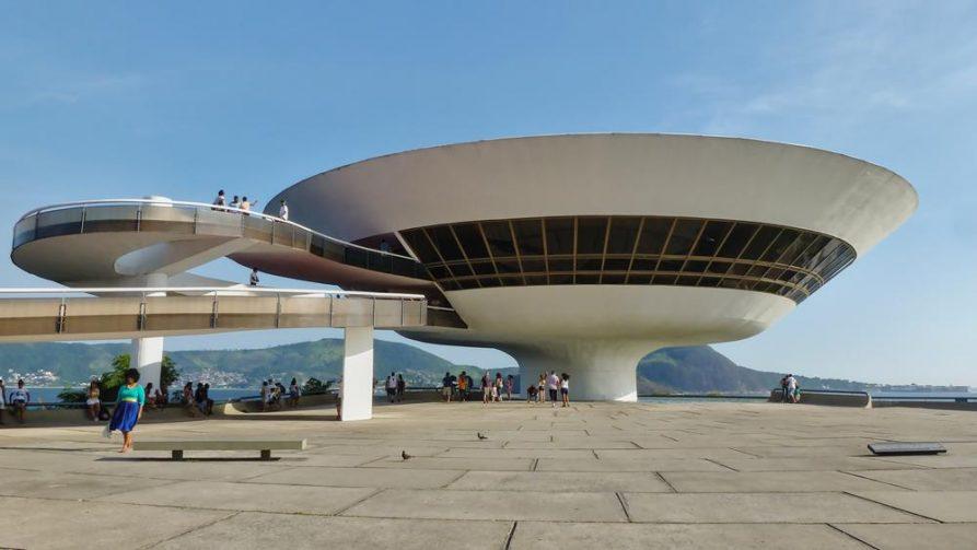 MAC in Niteroi, Brasilien