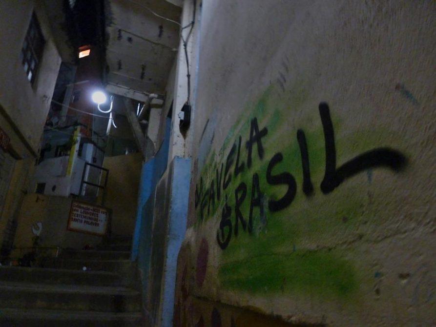 Santa Marta, Favelas, Rio de Janeiro