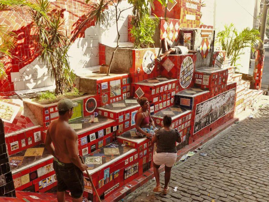 Escadaria do Selarón, Rio de Janeiro