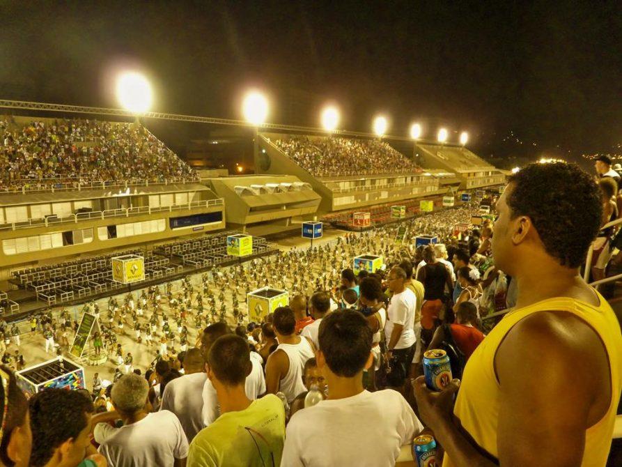 Sambodromo, Rio de Janeiro