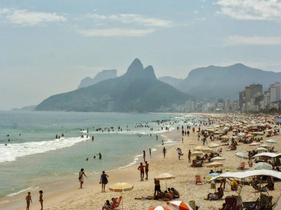 Strand von Ipanema, Rio de Janeiro