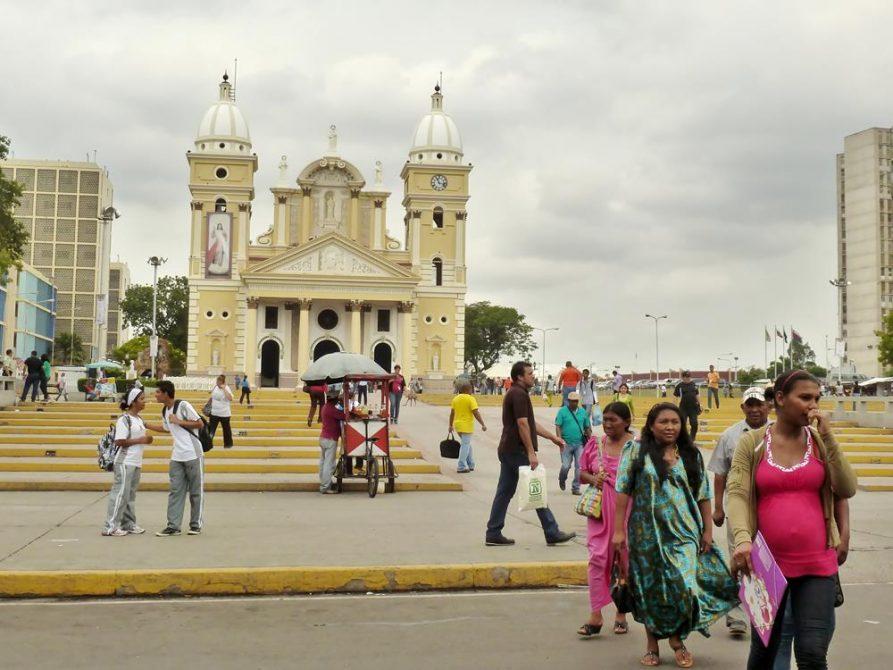 Rosenkranz-Basilika in Maracaibo, Venezuela