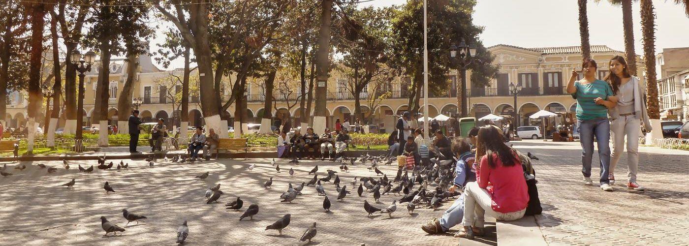 Cochabamba, Bolivien, Titel