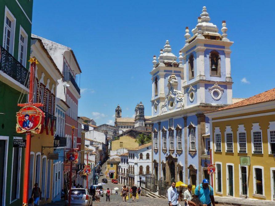 Salvador da Bahia, Brasilien