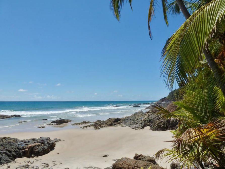 Strand in Brasilien