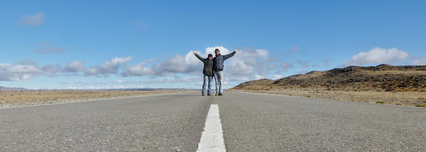 Ruta 40 und Carretera Austral, Patagonien, Titel