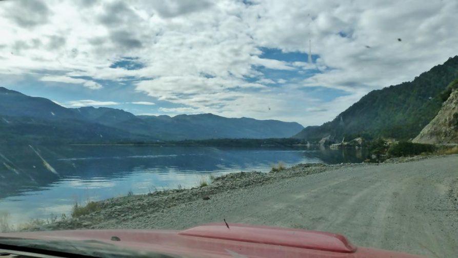 Per Anhalter auf der Carretera Austral, Patagonien