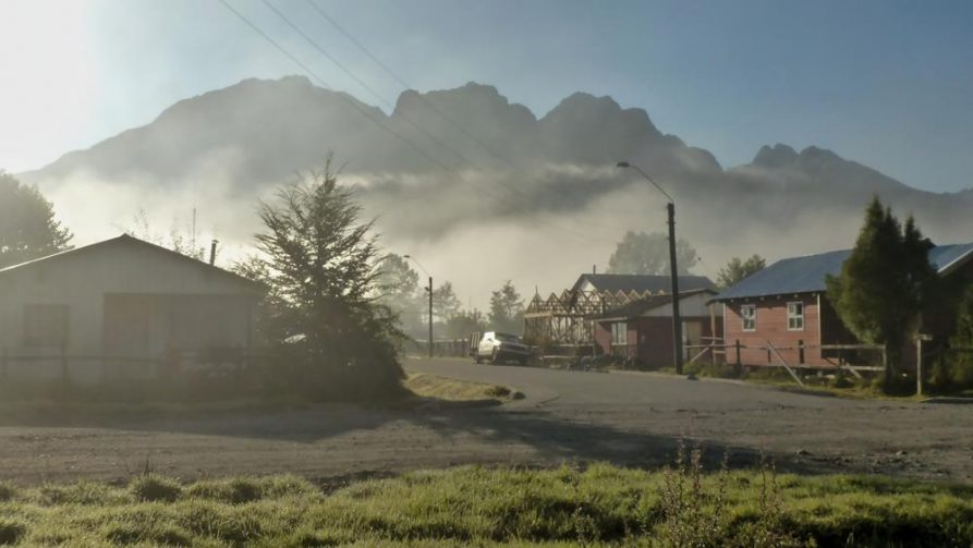 Santa Lucia, Chile, Patagonien