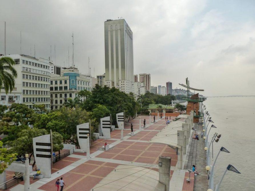 Malecón 2000, Guayaquil, Ecuador
