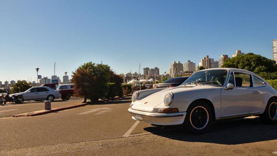 Porsche in Punta del Este, Uruguay