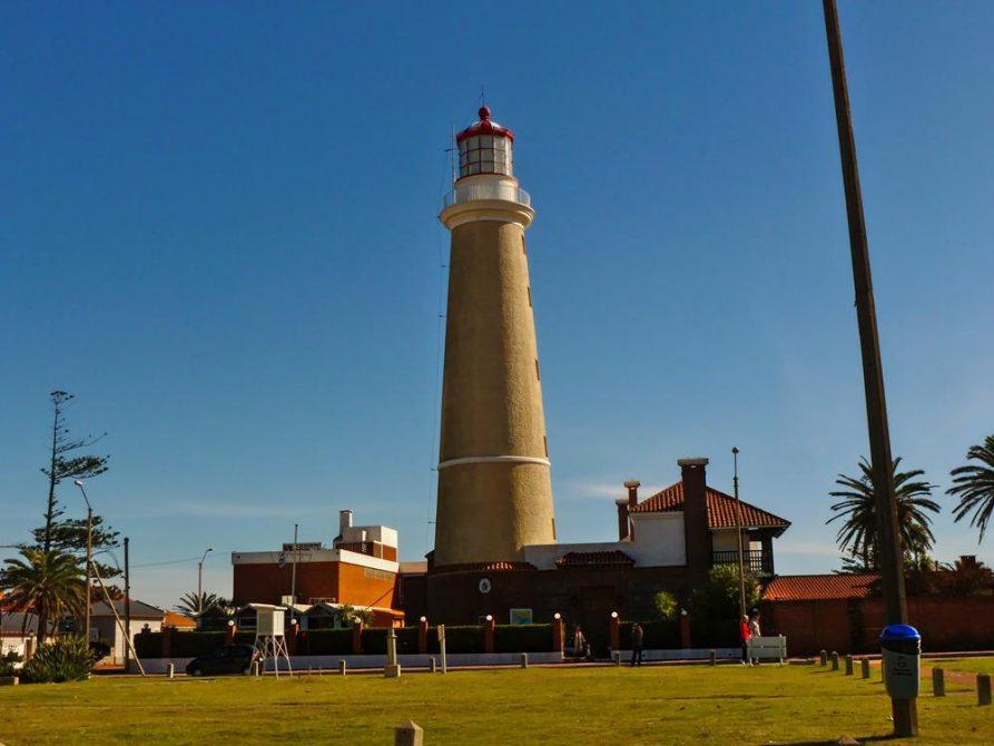 Leuchtturm, Punta del Este, Uruguay