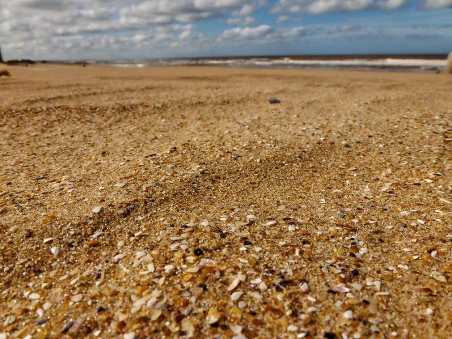 Strand von Punta del Este, Uruguay